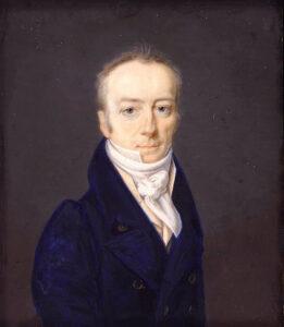 James Smithson (1816) by Henri-Joseph Johns