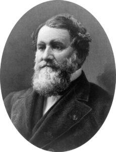 Cyrus Hall McCormick (1809-1884)